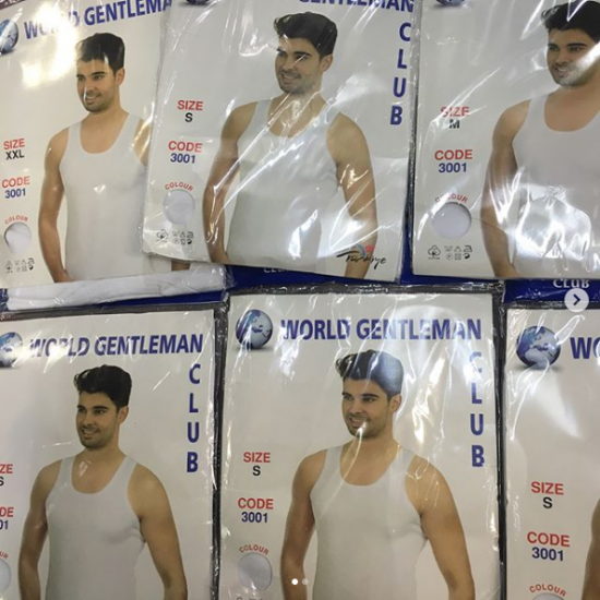 Mens Club Erkek Atlet 3001